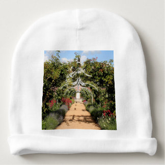 Old English garden Baby Beanie