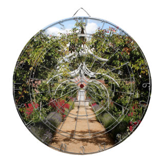 Old English garden Dartboard