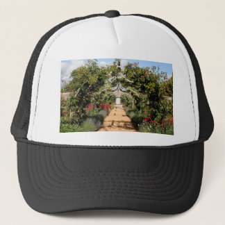 Old English garden Trucker Hat