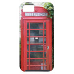 Old English Red Telephone Box iPhone 5 Cases