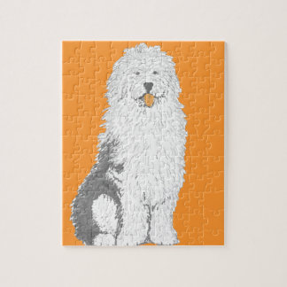 Old English Sheep Dog multiple products Puzzle