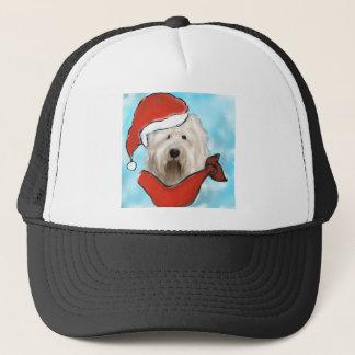 Old English Sheep Dog Trucker Hat