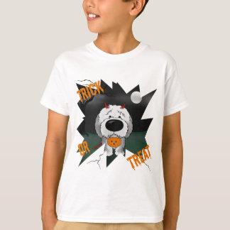 Old English Sheepdog Halloween T-Shirt