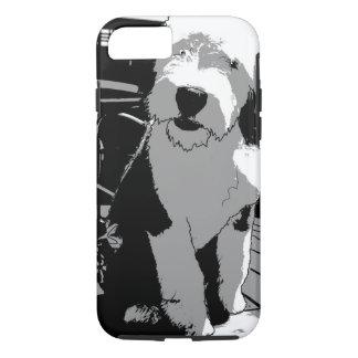 Old English Sheepdog iPhone 7 Case