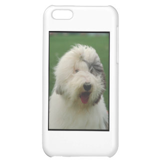 Old English Sheepdog iPhone 5C Cover