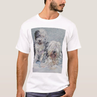 Old English Sheepdog t-shirt