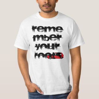 Old Era helps you remember your Mk1 roots. Tshirt