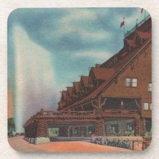 Old Faithful Coasters