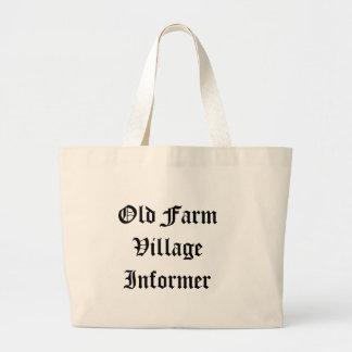 Old Farm Village Informer Bag