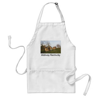 Old Farm - Woodford Co Ky., Midway Kentucky Standard Apron