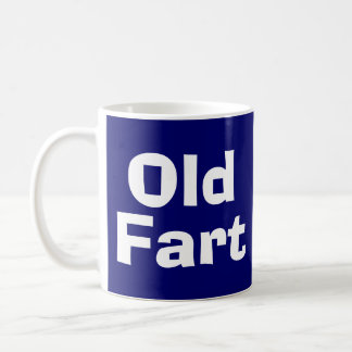 Old Fart Beverage Mug