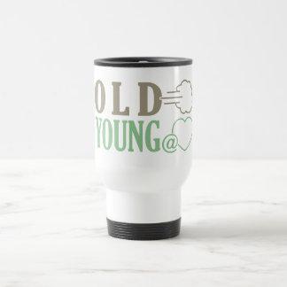 Old Fart mug – choose style & color