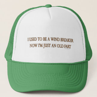 Old Fart Trucker Hat