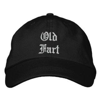 Old Fart wool cap -- black