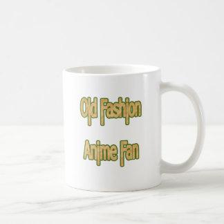 Old Fashion Anime Fan Mugs