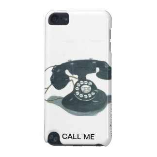 Old Fashion Desk Set Telephone iPod Case iPod Touch (5th Generation) Cover