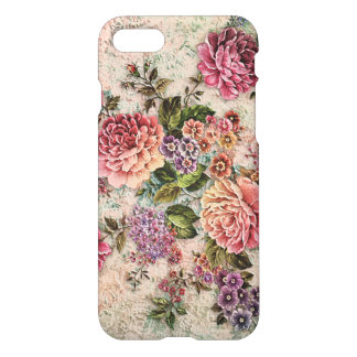 Old fashion Roses iPhone 8/7 Case