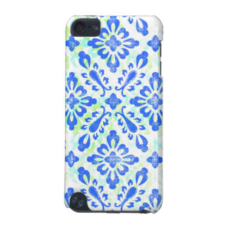 Old Fashioned Blue and White China Pattern iPod Touch (5th Generation) Cases