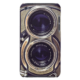 Old-fashioned camera iPod touch Case-Mate case