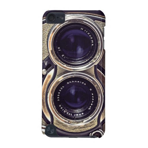 Old-fashioned camera iPod touch (5th generation) case