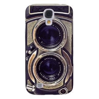Old-fashioned camera samsung galaxy s4 cover
