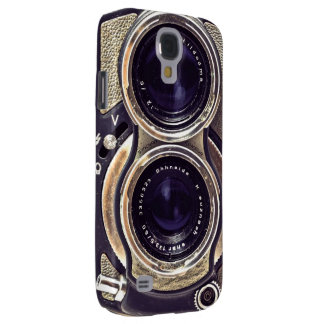 Old-fashioned camera samsung galaxy s4 covers