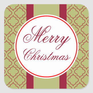 Old Fashioned Christmas Stickers