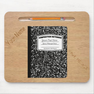 Old Fashioned Desk CustomizeABLEs Mouse Pad