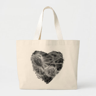 Old Fashioned Flowers Jumbo Tote Bag
