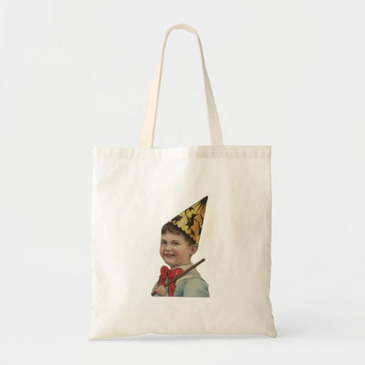 Old Fashioned Halloween Boy Bags