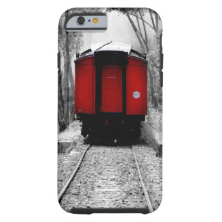 Old Fashioned Red Steam Train Tough iPhone 6 Case