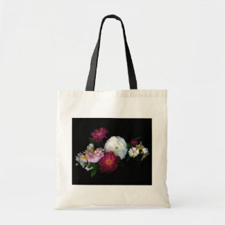 Old fashioned Roses Budget Tote Bag