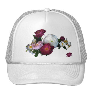 Old fashioned Roses Cap