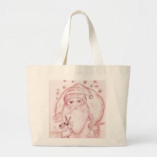 Old Fashioned Santa Bag