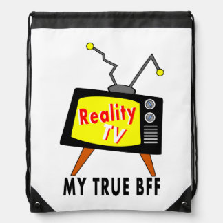 Old-fashioned TV Cartoon TV My BFF Backpack