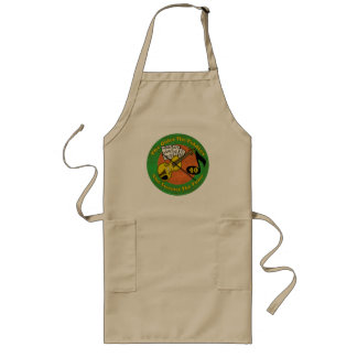 Old Fiddler 40th Birthday Gifts Long Apron