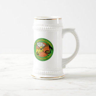 Old Fiddler 50th Birthday Gifts Coffee Mugs