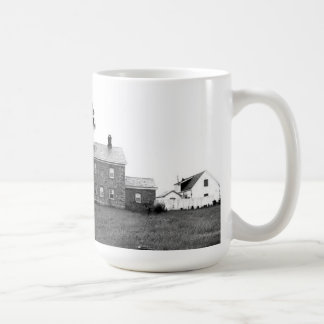 Old Field Point Lighthouse Coffee Mug