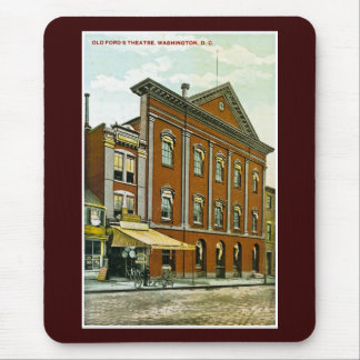Old Ford's Theatre, Washington D.C. Mouse Pad