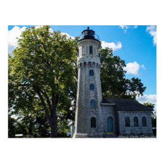Old Fort Niagara Lighthouse Postcard
