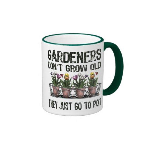 Old Gardeners Ringer Mug