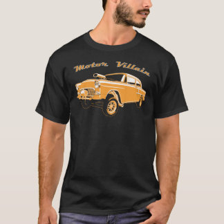 Old Gasser Hot Rod Race Car T-Shirt