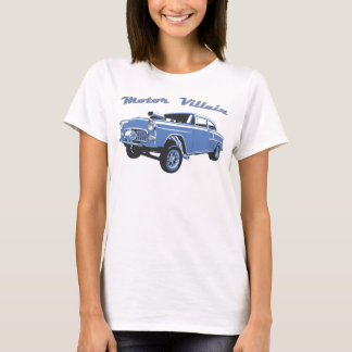 Old Gasser Hot Rod Race Car Tank - Ladies