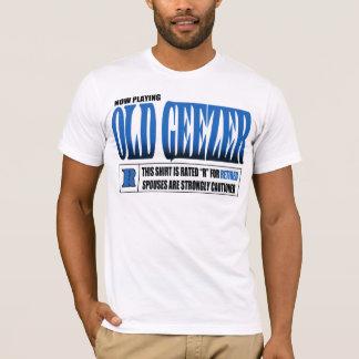 Old Geezer Retirement Shirt