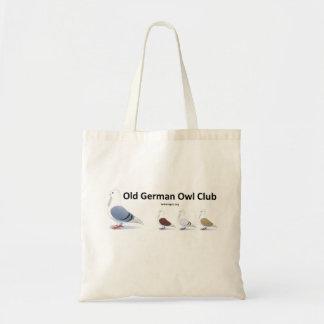 Old German Owl Club Bag