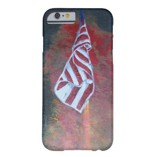 Old Glory At Night Barely There iPhone 6 Case
