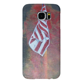 Old Glory At Night Samsung Galaxy S6 Cases