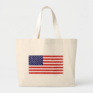 Old Glory Canvas Bag