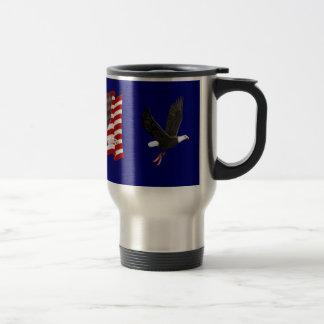 Old Glory Eagle Mug