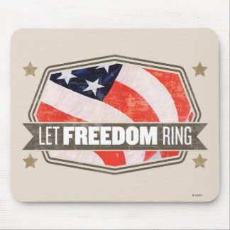 Old Glory Mouse Pads